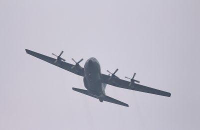 美军机被指再次抵台 台湾军方火速回应